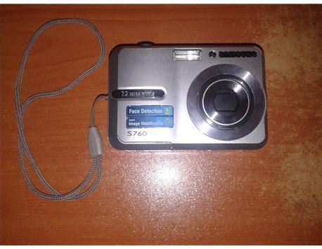 Kamera Samsung S760 samsung foto苙raf mak莢nes莢 s760 takasyolu da
