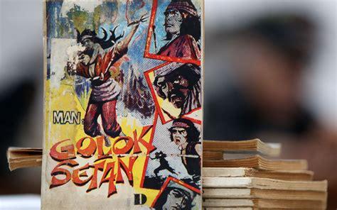 Komik Pendekar X pendekar komik indonesia terakhir