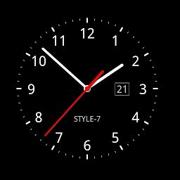 wallpaper bergerak jam digital wallpapers animados de relojes para android tablets