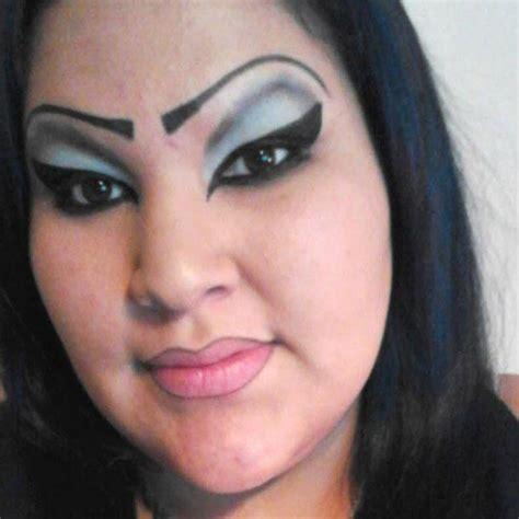 worst makeup fails ever 30 funny pics topbestpics com