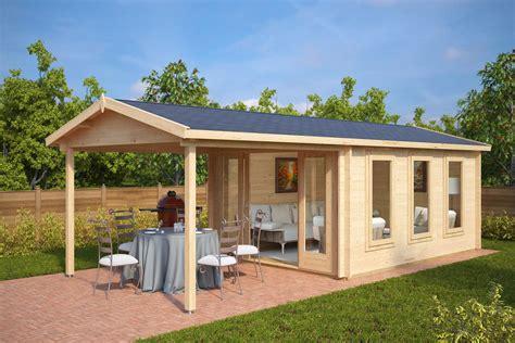 terrasse vordach gartenhaus mit vordach und terrasse my
