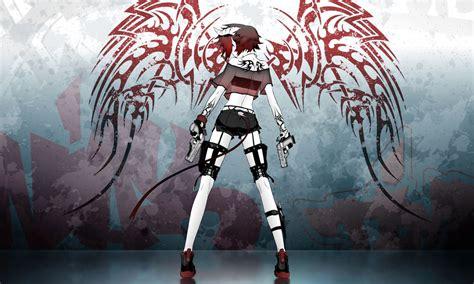 wallpaper anime devil demon girl wallpaper wallpapersafari