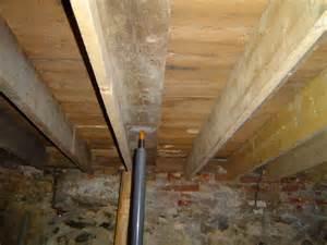 installing floor joist installing floor cement floor