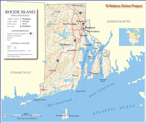 uri map ahlquist and rhode island catholics the attack on the wall separating state and