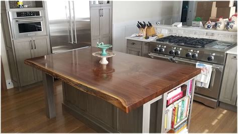captivating kitchen island countertop materials