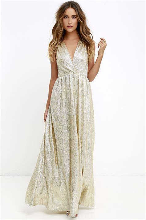 Golden Maxy 4 by Chiffon Dresses Bridesmaid Dresses With Gold Shimmer