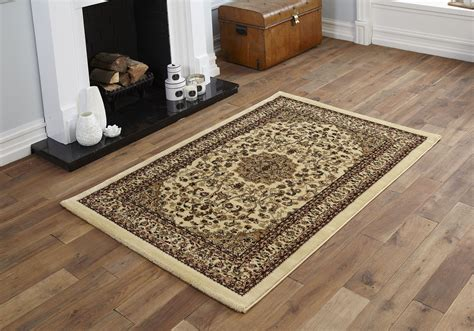 Beige Rugs Large by New Traditional Classic Beige Colour Small Medium
