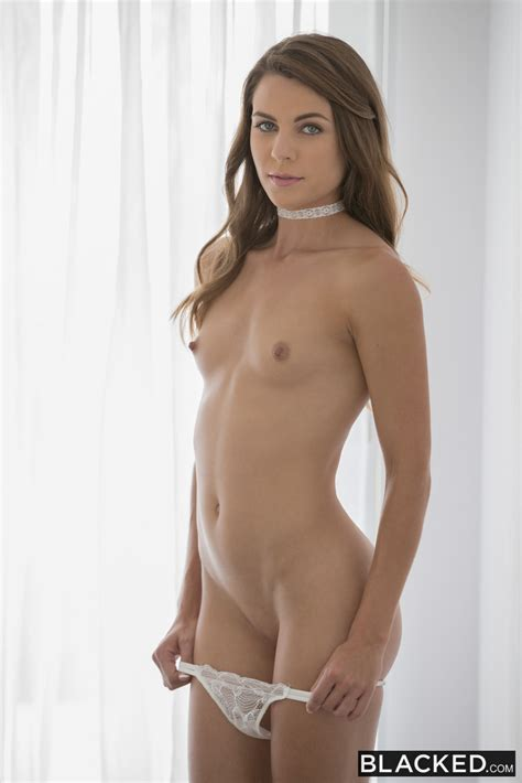 Blacked Ally Tate In Hot Naughty Sister Takes A Bbc With