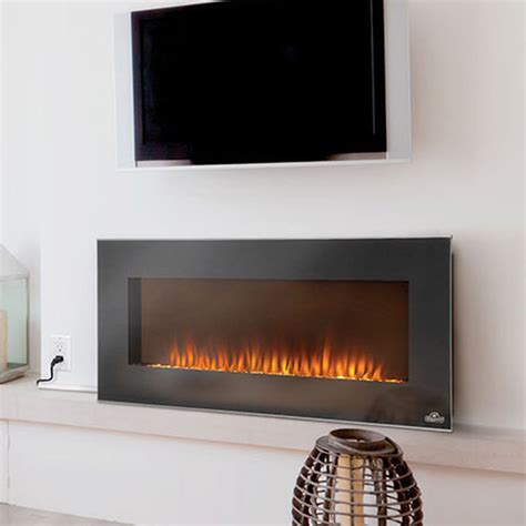napoleon 42 in electric fireplace insert fireplace