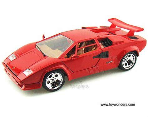 Bburago Lamborghini Countach Bburago Lamborghini Countach 5000 Quattrovalvole