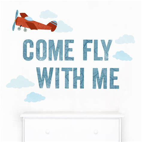 Fly Me come fly with me mejmej