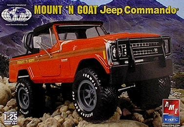 Allthings Jeep All Things Jeep Mount N Goat Jeepster Commando Plastic