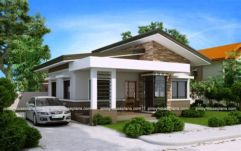 elvira 2 bedroom small house plan with porch