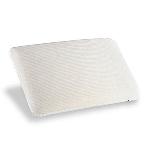 bed bath and beyond memory foam pillow martex memory foam standard pillow bed bath beyond