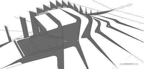 sketchup layout hidden geometry lofting basics process visualizing architecture