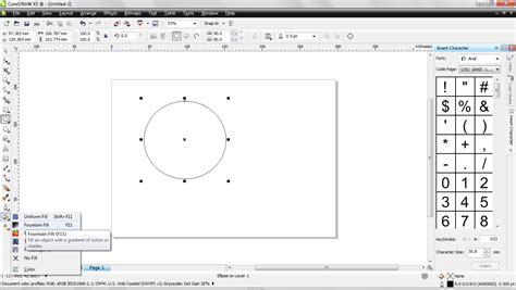 membuat logo tulisan dengan corel cara membuat logo sederhana dengan corel draw ahliponsel com