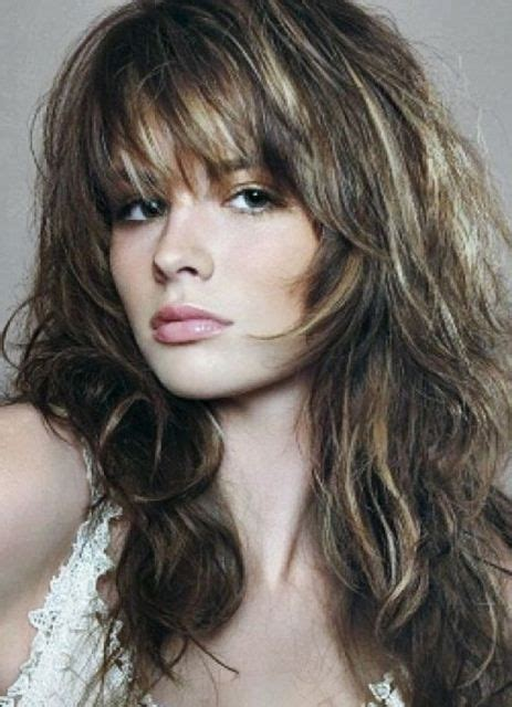 cut own hair long shag 20 classy medium shag haircut trendy medium length