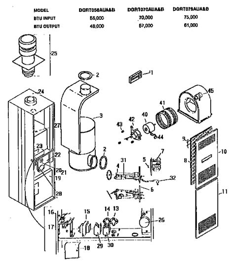 residential condensing unit wiring diagrams 43 wiring