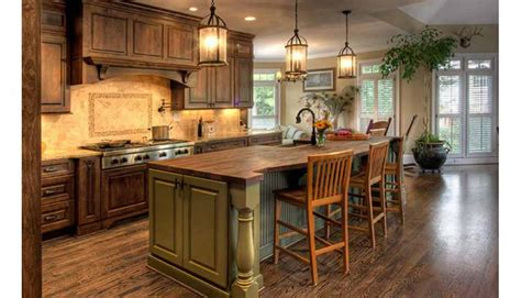 kitchen island rustic designs kitchen island decoration 2018