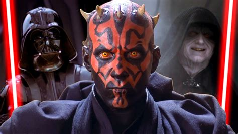 most powerful the 10 most powerful sith in the wars universe