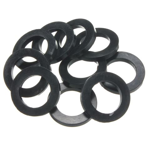 10pcs 3 4inch rubber faucet washer faucet leakproof seal