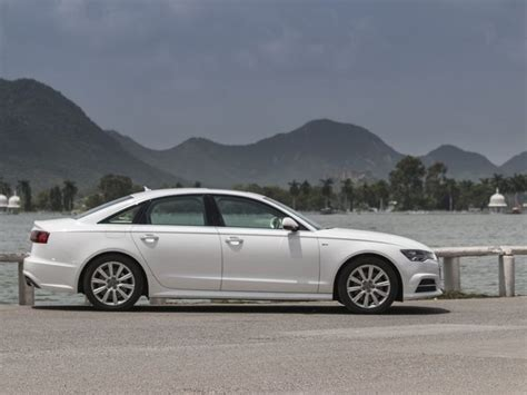 price of an audi a6 2015 audi a6 test drive review zigwheels