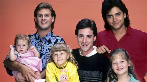 the dog from full house full house auditions olsen twins john stamos bob