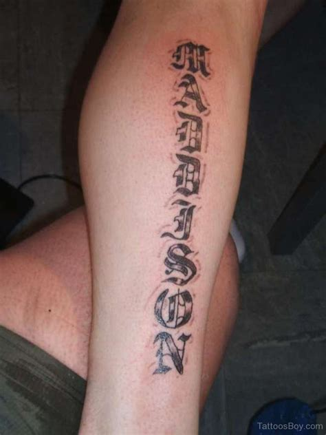 asian with english tattoo word tattoos designs pictures