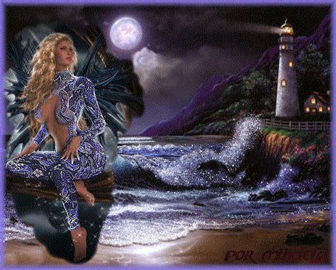 seres mitologicos y de la noche el mundo de la fantasia hadas y poesias de halc 211 n y luna tu mundo de fantasia