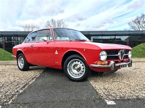 alfa romeo 1300 gt junior for sale 1973 alfa romeo 1300 gt junior lhd for sale on car and