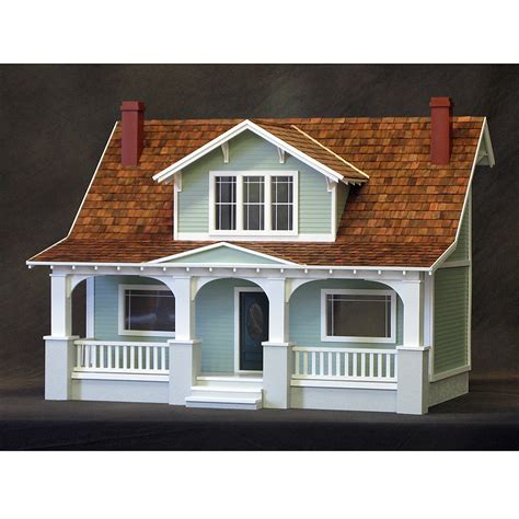 real good toys doll house classic bungalow real good toys diy dollhouse kit discount doll house