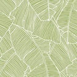 Exceptionnel Tapisserie Salle De Bain #2: papier-peint-design-bananier.jpg
