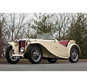 1949 MG TC ROADSTER  161547