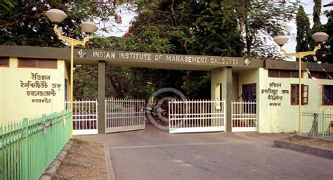 Iim Calcutta 1 Year Mba by Iim Calcutta S Pgpex Bags An Average Placement Offer Of Rs