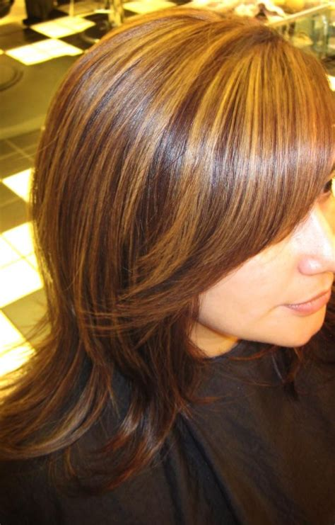 highlighting fine hair 22 best images about dimensional color fine medium weave