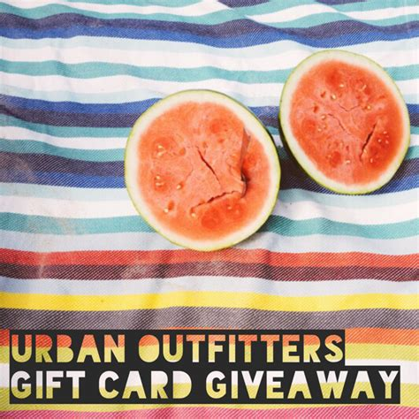 Free Urban Outfitters Gift Card Code - 150 urban outfitters gift card giveaway worldwide 08 09 ottawa mommy club