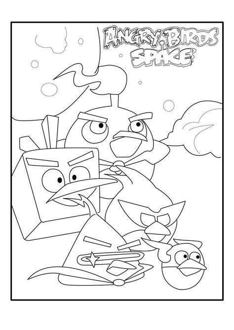 dibujos para colorear angry birds dibujo para colorear de angry birds space eagle bird entra