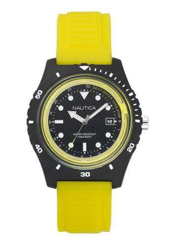Jam Tangan Cowokpria Sport Rubber Yellowblack Grade A jual jam tangan bonia jam simbok
