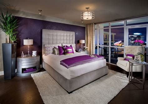 purple home decor purple bedroom decor designs ideas photos
