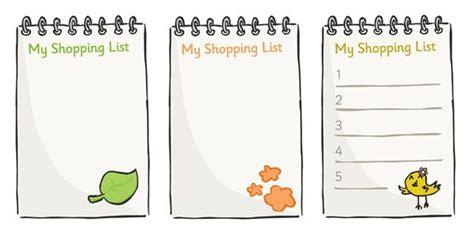 preschool shopping list printable pinterest the world s catalog of ideas