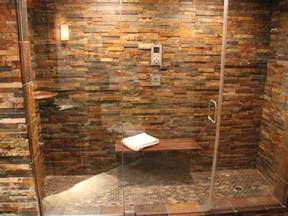 Bathroom Sinks And Faucets Ideas 6 advantages of using natural stone during a shower remodel