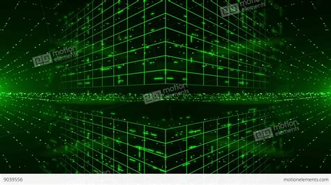 best hd digital abstract digital background with green laser rays light