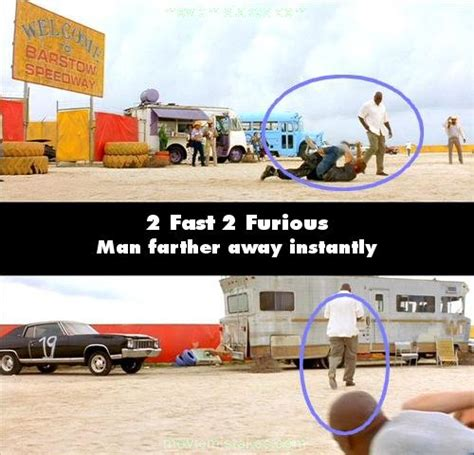 fast and furious mistakes 2 fast 2 furious movie mistake picture 15