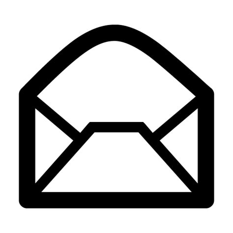 email icon the gallery for gt email logo black