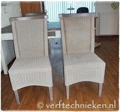 rieten stoelen kleuren 25 beste idee 235 n over rieten meubels schilderen op