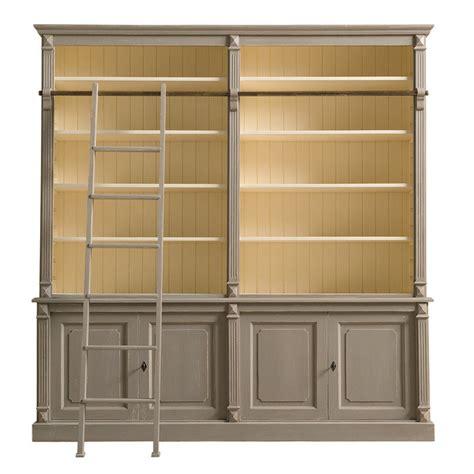 libreria prezzi libreria legno con scaletta soggiorni a prezzi scontati