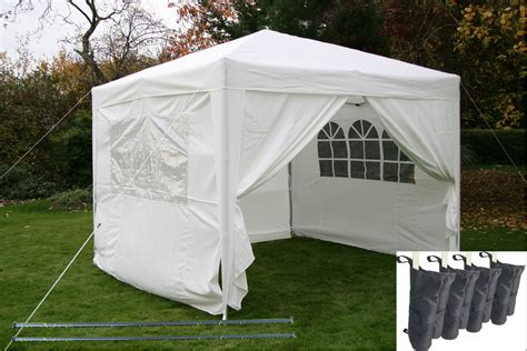 Outdoor Pop Up Gazebo Airwave 3x3m Pop Up Gazebo Waterproof Garden Gazebo 2