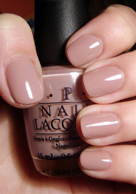 What Opi Colors Are Best For Short Nails | opi short nail polish lonette beauty nail polish
