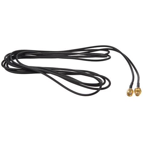 wifi wan router 3m wi fi antenna extension cable rp sma n3 ebay