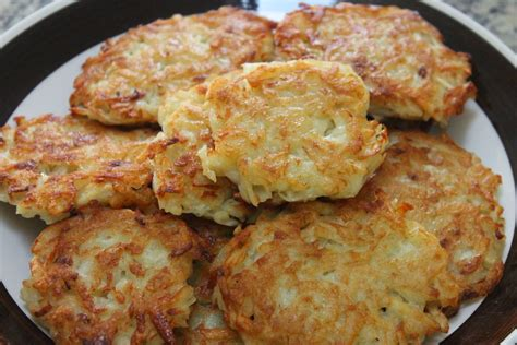 the cultural dish kartoffelpuffer german potato pancakes